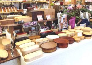 オリジナル木製お弁当箱シリーズ